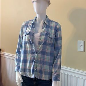 Ladies Sonoma button down casual shirt